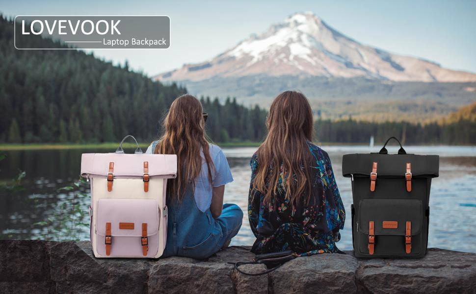 LOVEVOOK laptop backpack