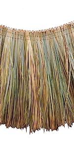Mexican Straw Grass Thatch - Tahiti Panels