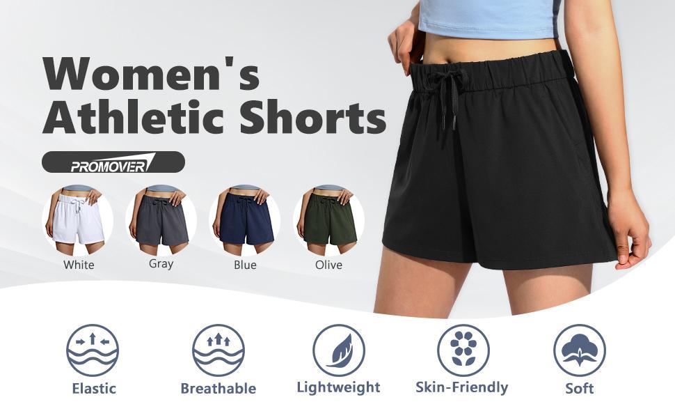 Jogginghose Kurz Damen Shorts Sport Yoga Kurze Hose Hohe Taille Sporthose
