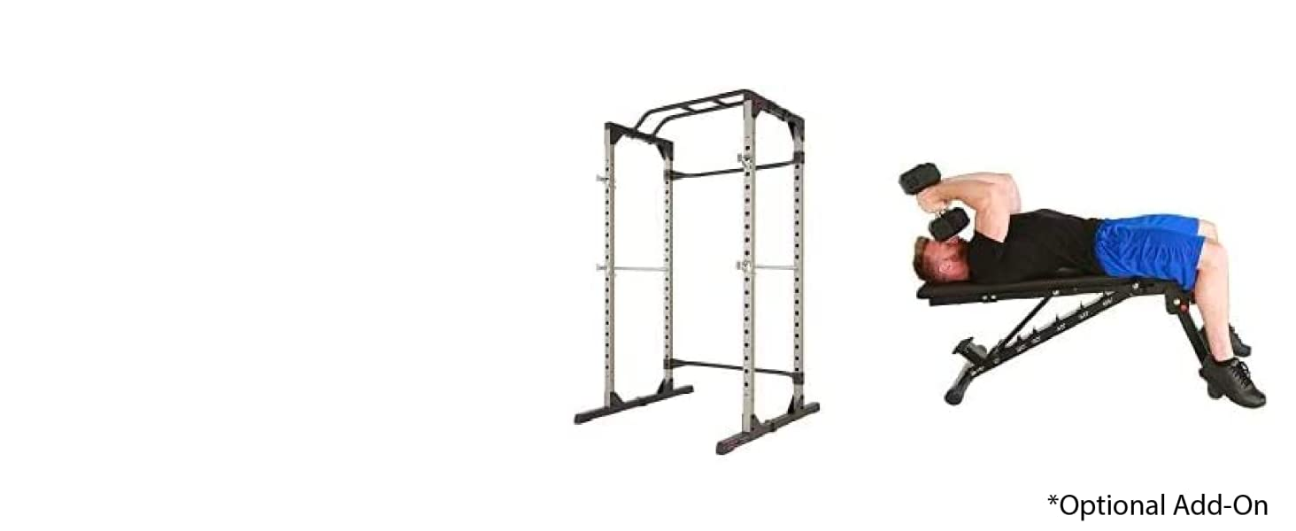 Rack and No Gap Bench Combo