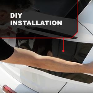diy taillight installation