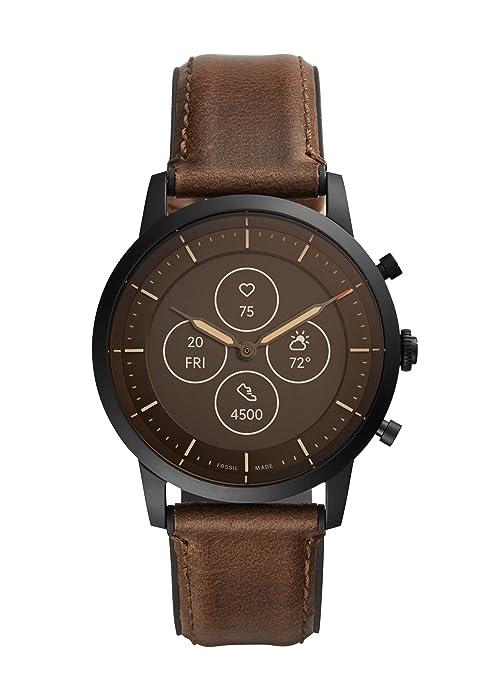 Fossil Men's Collider Hybrid HR Smartwatch