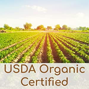 USDA Organic Certified Seeds and Soil