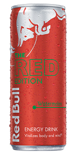Red Bull Energy Drink, Red Edition