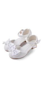 white princess shoe