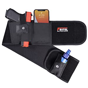 Tactics Belly Band Holster