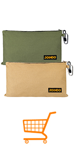 Heavy Duty Canvas Tool Pouches