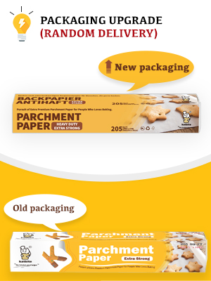 parchment paper roll 2pack