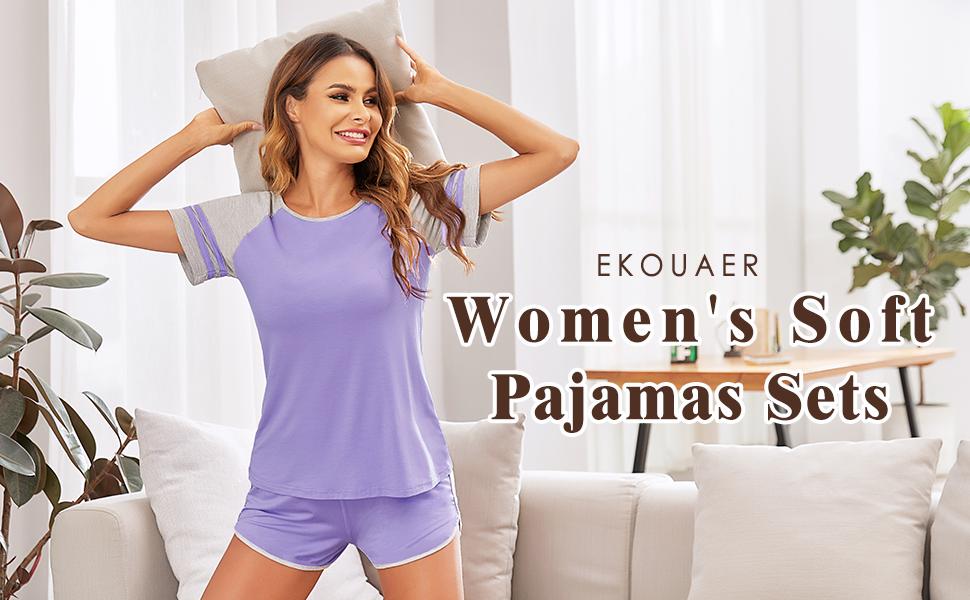 soft pajama set