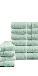 10 Piece Towel Set