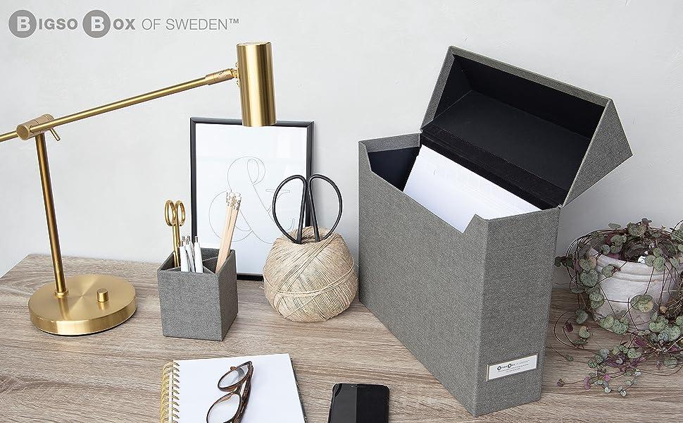 bigso organizational boxes