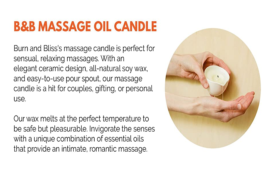 Perfect for relaxing massages
