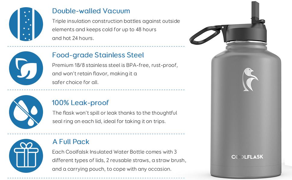 64oz water bottle