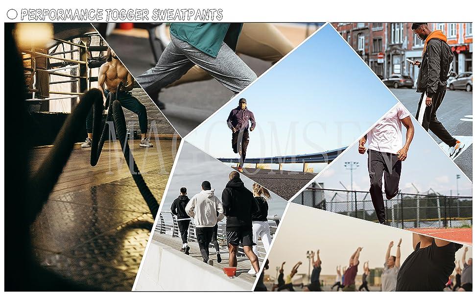 jogger sweatpants for men