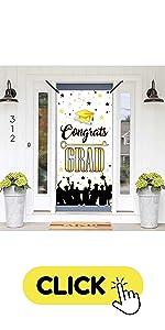 Congrats Grad Wall Banner