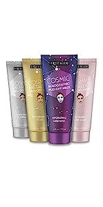 Freeman cosmic glow face mask tubes