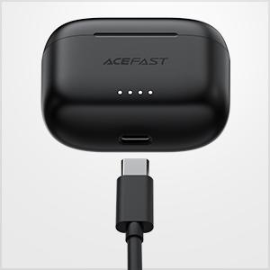 USB-C charging port, fast charging