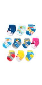 10-pack infant Sock for girls