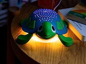 Yogasleep, soundscene, night light