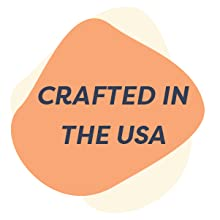 American made from locally sourced ingredients