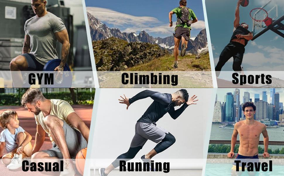 workout shorts running shorts