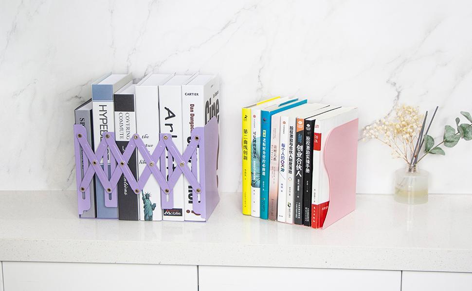 Expandable Adjustable Bookcase