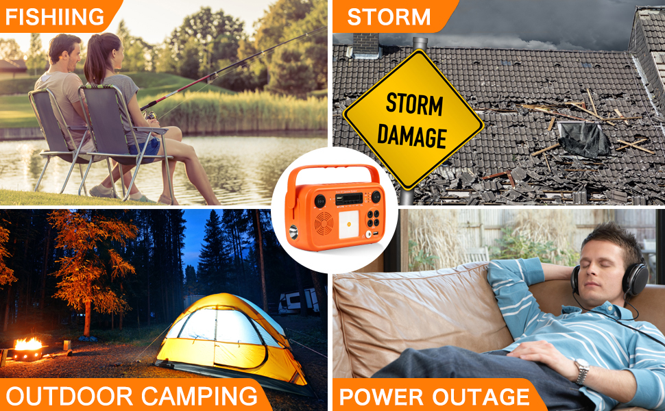 portable power station solar generator camping suppliesportable generator power station