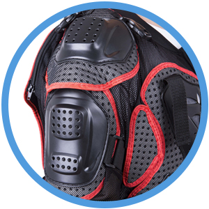 Safe and Cool body Armor