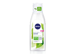 nivea, natural, day cleanser, face wash, toner, wrinkles, organic, face wash, spf