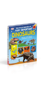dk dinosaur book