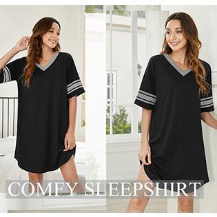 sleepshirts for women