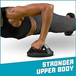 Stronger Upper Body