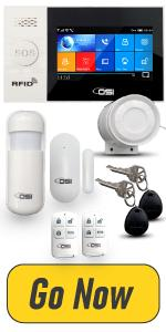 OSI Alarm 8 Piece