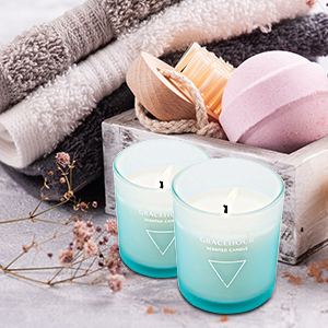 Candles for Home Scented