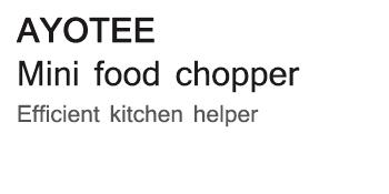 food chopper