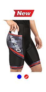 padded bike shorts for men