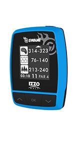 Swami Kiss Golf GPS Rangefinder