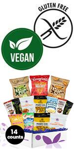 Gluten Free Vegan Chip Box 14