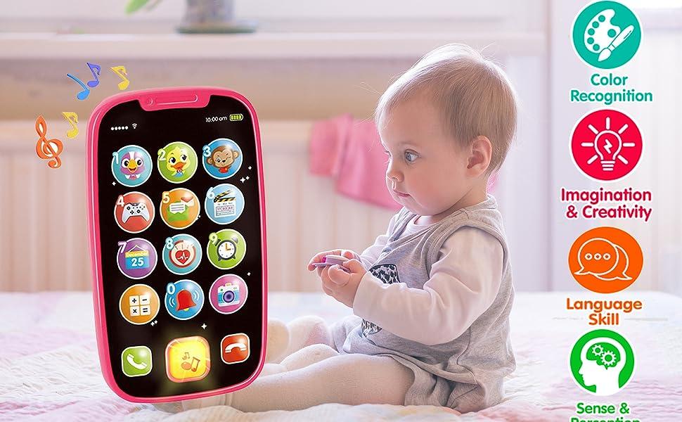 baby smart phone
