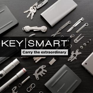 KeySmart EDC tools