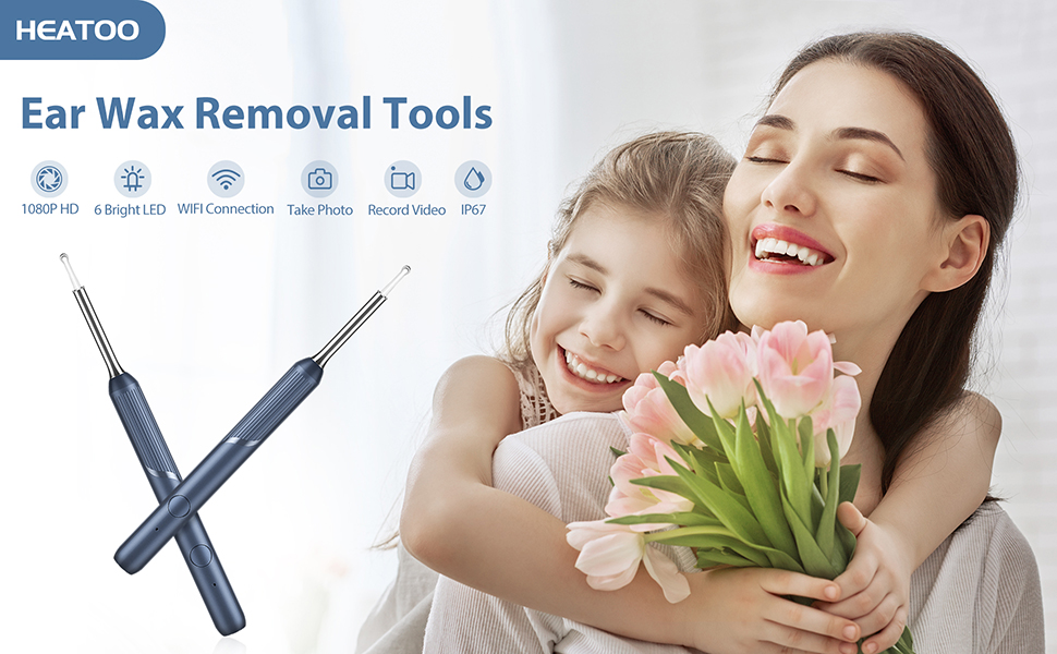 Ear Wax Removal Tools