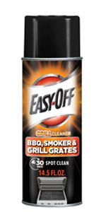 easy off BBQ barbeque grill cleaner degreaser spray easy-off ez off ez-off