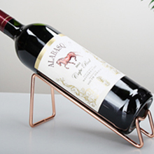 red wine rack office file stand set women cute letter storage home decor