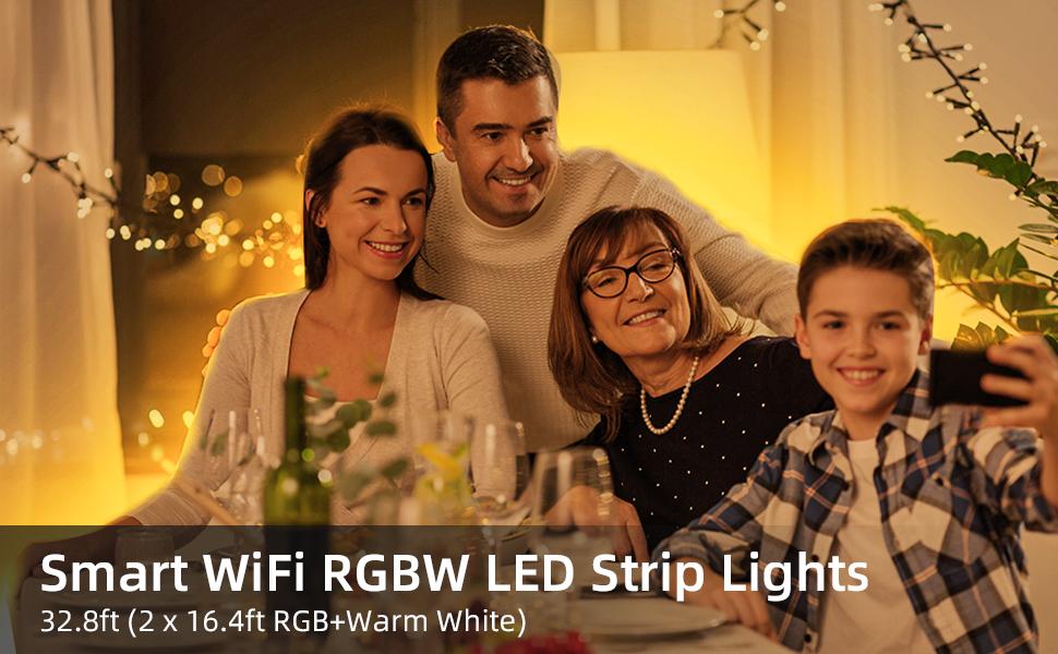 rgbw led strips