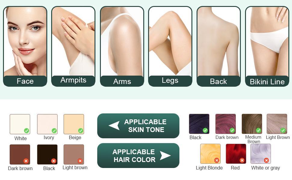 hair remover for women