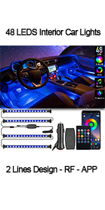 iNTERIOR CAR LIGHTS