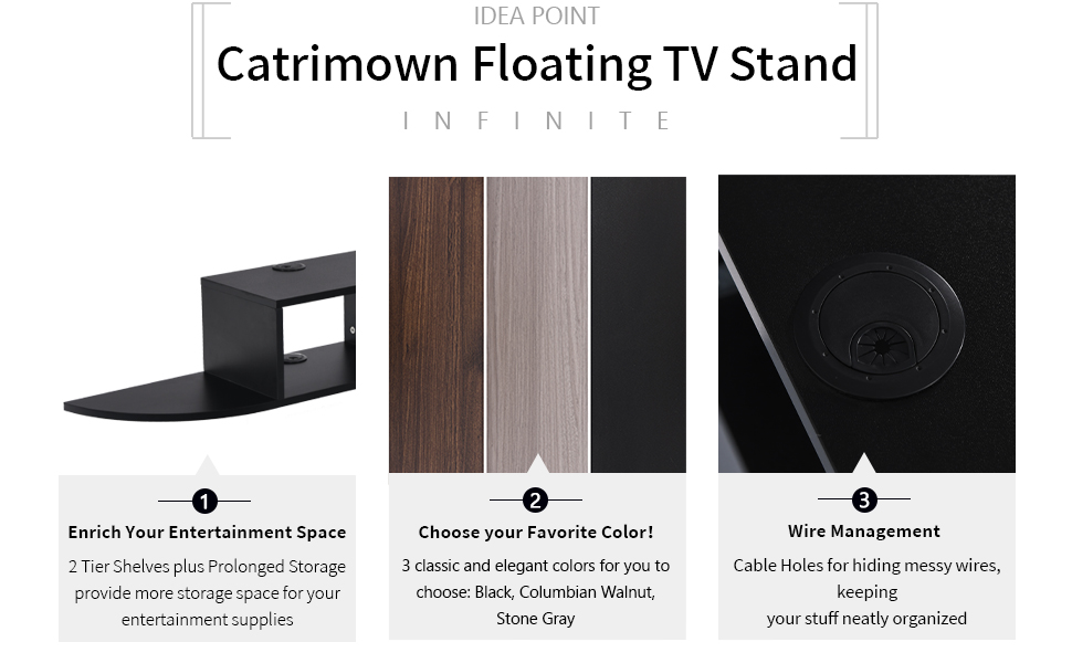 tv shelf media console floating tv stand wall mounted floating shelf for under tv floating tv shelf
