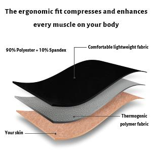 heat trapping fabric increase sweat,achieve weight loss goals quickly