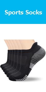 men's running socks