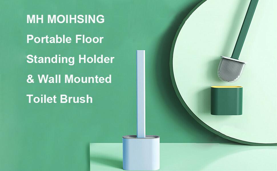 Wall Mounted Toilet Brush